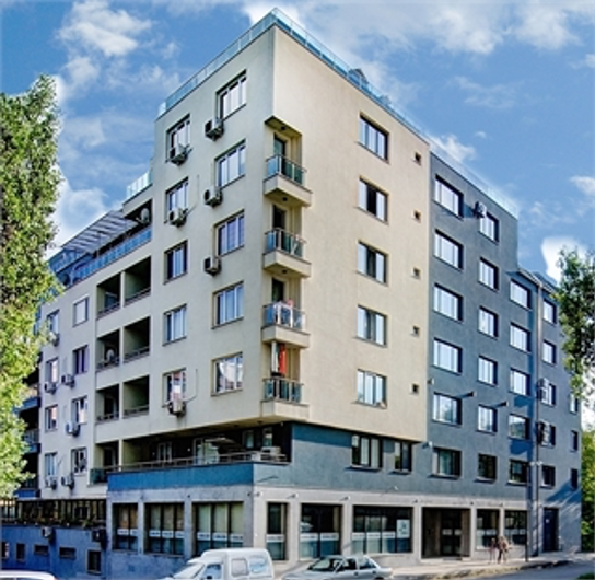 """Бизнес сграда """"Илинден"""", Банишора"""