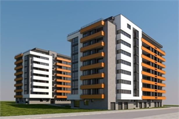 Две жилищни сгради, Младост 4